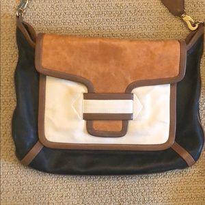 Handbags - Leather hand bag